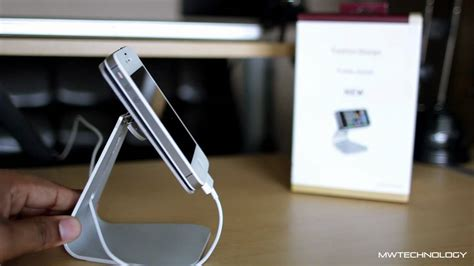 iphone desk stand best iphone android aluminium desk stand review