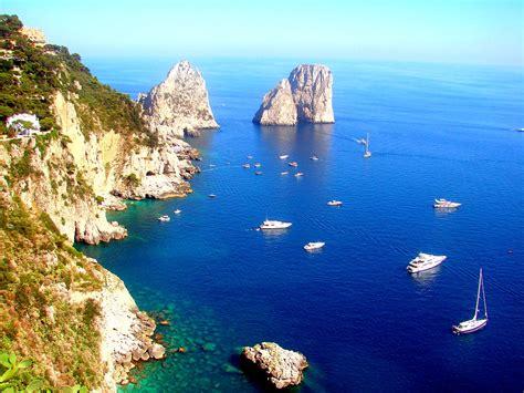 Wednesday Wanderlust ~ Capri Italy