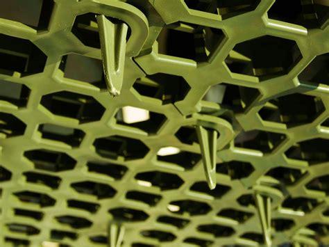 dalle a engazonner dalle en pvc 224 engazonner stella green 50 x 50 cm ep 4 9 cm 3 5 t