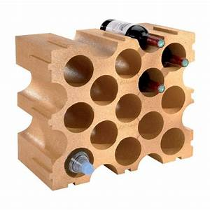 Casier à Bouteilles : casier bouteilles en polystyr ne mottez saumon 15 bouteilles achat vente porte bouteille ~ Teatrodelosmanantiales.com Idées de Décoration