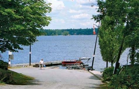Boat Landing Word Meaning by Kawartha Lakes Lakes Ontario Canada Britannica