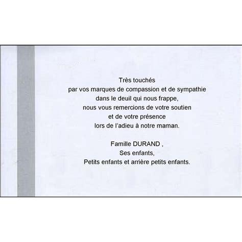carte de condoleance modele ecrire carte de condoleance mod 232 le de lettre