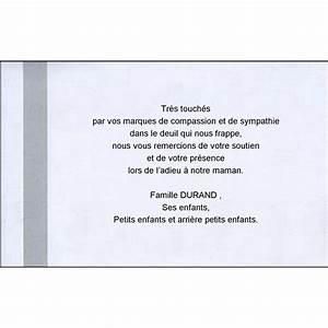 Lettre Deces : ecrire carte de condoleance mod le de lettre ~ Gottalentnigeria.com Avis de Voitures