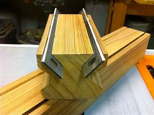 Useful Planer jig for table saw ~ Bert Jay