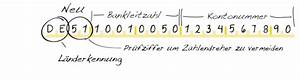 Kontonummer Aus Iban Berechnen : kostenloser iban rechner zur sepa umstellung berechnen ~ Themetempest.com Abrechnung