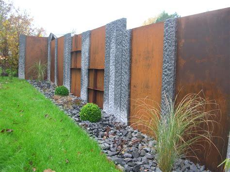 Sichtschutz Garten Ideen Hornbach by Stelen Sichtschutz Sichtschutz Granit Simple Gartenzaun