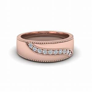 Wedding bands shop for affordable wedding rings and for Chanel mens wedding rings