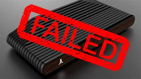 New Console by The One Reason Atari S New Console Will Flop Ataribox