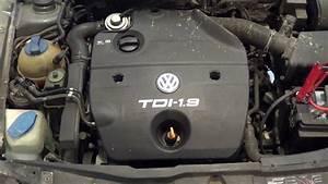 2003 Vw Jetta Tdi 1 9l Alh Engine Test