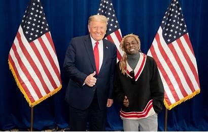 Trump Wayne Lil Kodak Nme 2021 Pardons