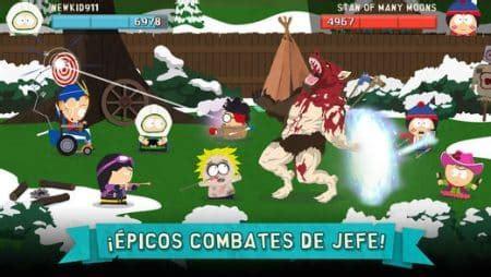 Ubisoft has just launched south park: South Park: Phone Destroyer