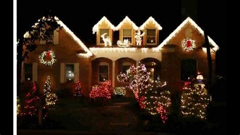 decorate  house  christmas outdoor