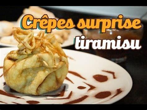 herve cuisine crepes recette des crêpes surprises façon tiramisu et mont blanc