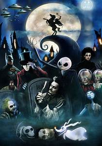 Fan Art Friday: The Nightmare Before Christmas by ...