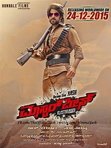 Yash's Masterpiece movie poster - Photos,Images,Gallery ...