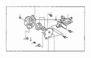 Toyota Rav4 Bolt For Manual Transmission Oil Pump Cover