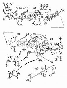 Cub Cadet Parts On The Electrical System  Panel Ass U0026 39 Y