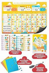And Doug Potty Training Chart Behavior Chore Reward Chart For Multiple Kids Potty