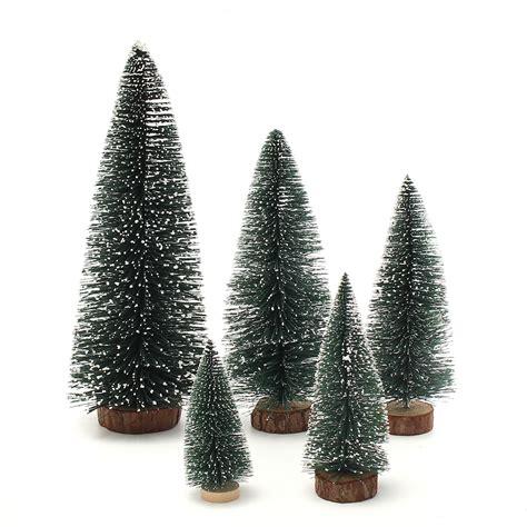 mini christmas tree home wedding decoration supplies