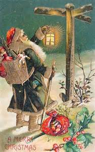 Vintage Christmas Cards From 1900