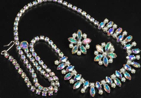 david vintage jewellery kaleidoscope effect