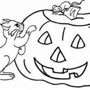 Citrouille D Halloween Dessin : coloriages coloriage d 39 un homme t te de citrouille ~ Nature-et-papiers.com Idées de Décoration