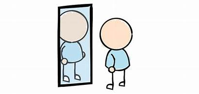 Reflection Self Clipart Clipartmag Double