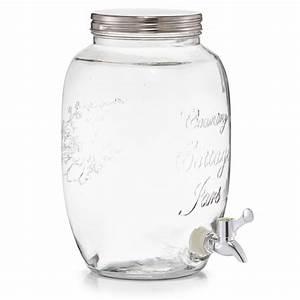 Getränkespender Mit Ständer : set xxl getr nke spender aus glas 5 l mit zapfhahn st nder wasser dispenser kaufen bei ~ Eleganceandgraceweddings.com Haus und Dekorationen