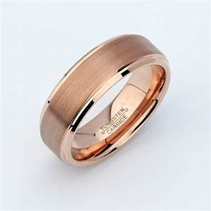 30 Most Popular Men39s Wedding Bands Ideas