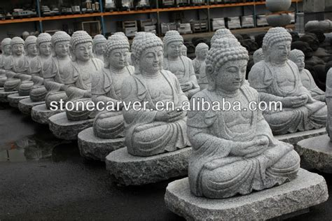 gray granite laughing buddha statue for sale buy