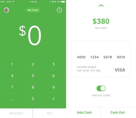Linking a bank account or credit card in order to send funds from cash app, you'll need to link your bank account or credit card. Square Cash Enables Online Shopping Through Virtual Visa ...