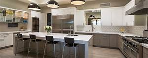 Canyon Cabinetry Kitchen Design, Bath Remodel