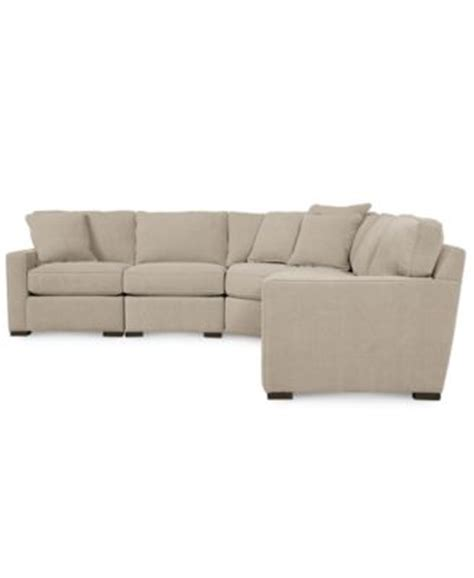 radley fabric 5 modular sectional sofa furniture macy s