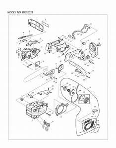 Buy Makita Dcs232t Replacement Tool Parts