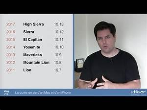 Durée De Vie D Un Moucheron : la dur e de vie d 39 un mac et d 39 un iphone youtube ~ Farleysfitness.com Idées de Décoration