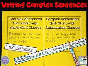 Exploring Complex Sentences