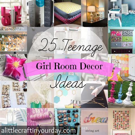 teen girl room decor ideas craft teencraft teen