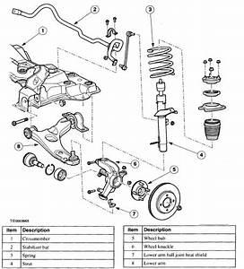 2001 Ford Focus Suspension