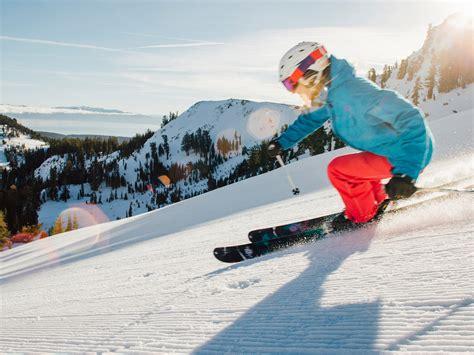 womens ski camps  squaw valley lake tahoe ski resort