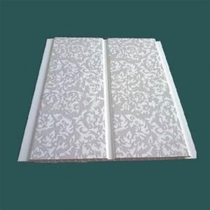 Faux Plafond Pvc : pvc false ceiling faux plafond en pvc in yuanhua town ~ Premium-room.com Idées de Décoration