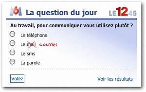 M6 Question Du Jour : questions reponses xavier de moulins ~ Medecine-chirurgie-esthetiques.com Avis de Voitures