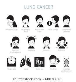 imagenes fotos de stock  vectores sobre lungcancer