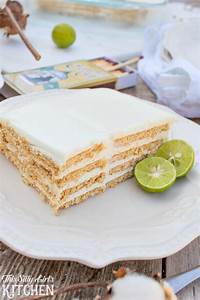Key Lime Eclair Cake - This Silly Girl's Kitchen