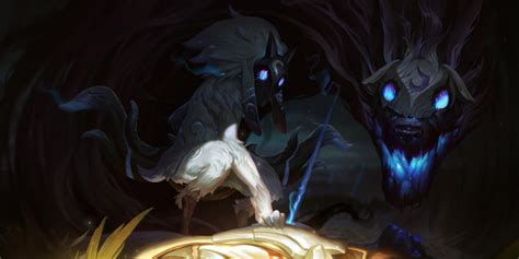 Kindred Animated Wallpaper - meet kindred league of legends next chion