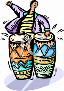 Royalty Free Drums Clip art, Entertainment Clipart