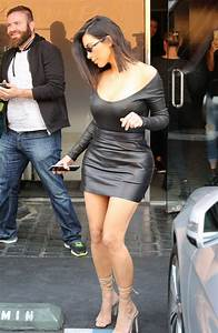 in leather skirt 02 gotceleb