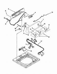 Roper Automatic Washer Parts