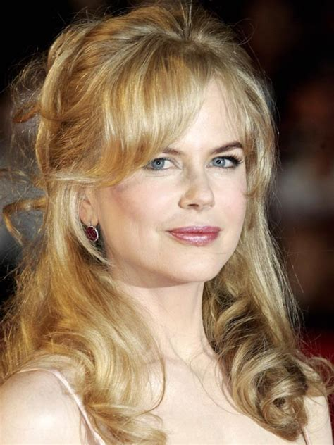 Nicole Kidman, Before and After   Beautyeditor