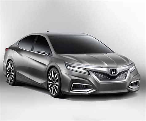 Allnew Design For 2019 Honda Accord