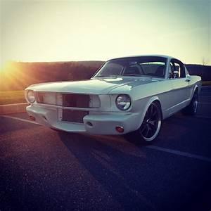 1965 Ford Mustang Fastback Restomod Efi 347 Stroker